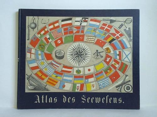 Atlas des Seewesens: Werner, Reinhold von