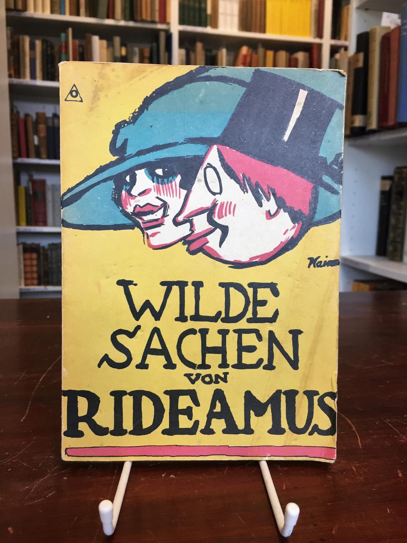 Wilde Sachen. Zeichnungen von Ludwig Kainer.: Rideamus,