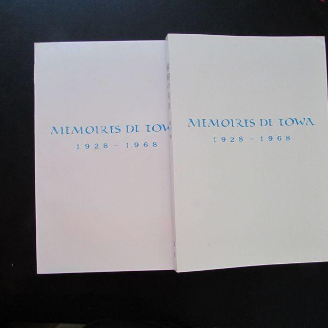Memoires de Iowa - 1928-1968: Herausgeber nicht ersichtlich: