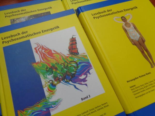 Lesebuch der Psychosomatischen Energetik (Band 1-4): Banis, Reimar (Hrsg.)