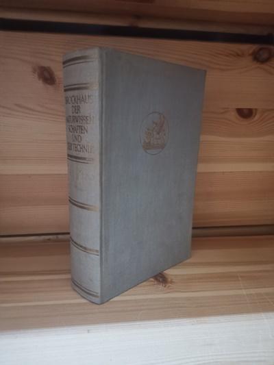Brockhaus der Naturwissenschaften und der Technik mit: Brockhaus (Hrsg.):