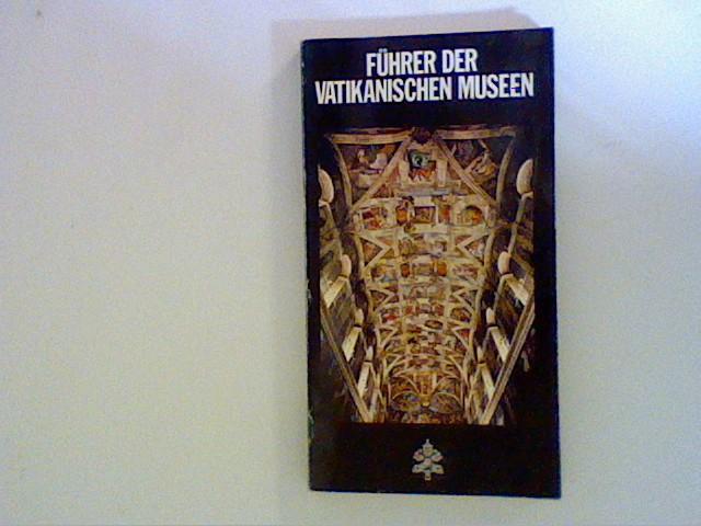Führer der Vatikanischen Museen.: Papafava, Francesco (Hrsg.):