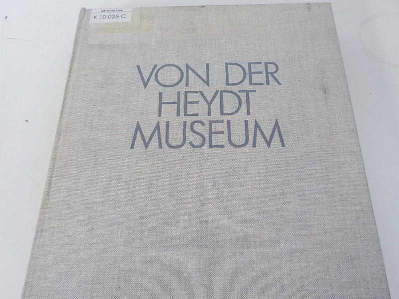 Das Von der Heydt-Museum in Wuppertal: Aust, Günter: