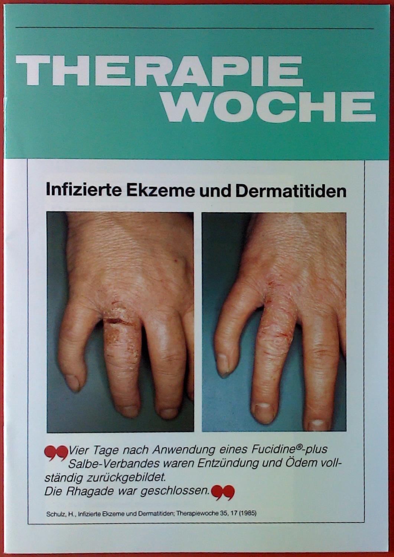 Therapiewoche - Infizierte Ekzeme und Dermatitiden. Sonderdruck.: H. Schulz