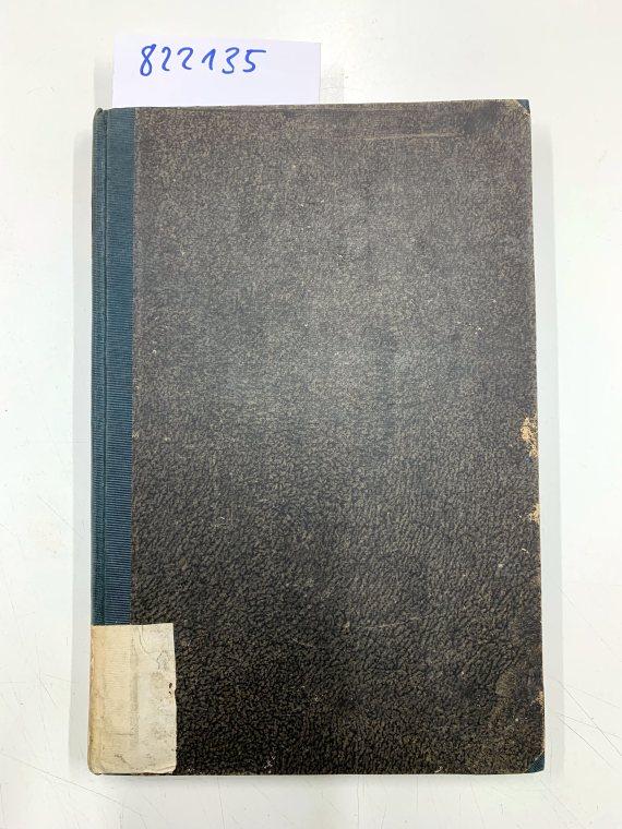Das Deuteronium oder das Fünfte Buch Mose: Schroeder, Fr. Wilhelm