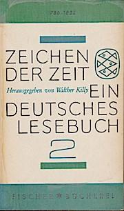 Zeichen der Zeit; Teil: Bd. 2., 1786: Walther (Hg.) Killy