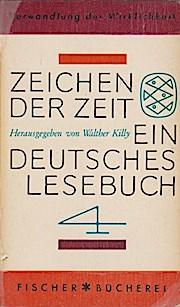 Zeichen der Zeit; Teil: Bd. 4., Verwandlung: Walther (Hg.) Killy