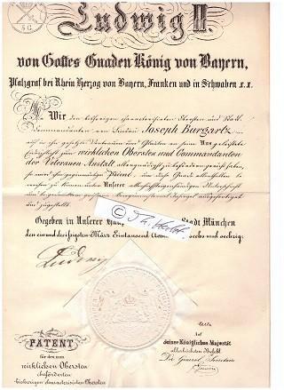 LUDWIG II. (1845-86 im Starnberger See ertrunken): LUDWIG II. (1845-86