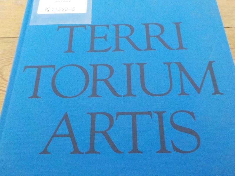 Territorium artis Diese Publikation erscheint anläßlich der: Hulten, Pontus: