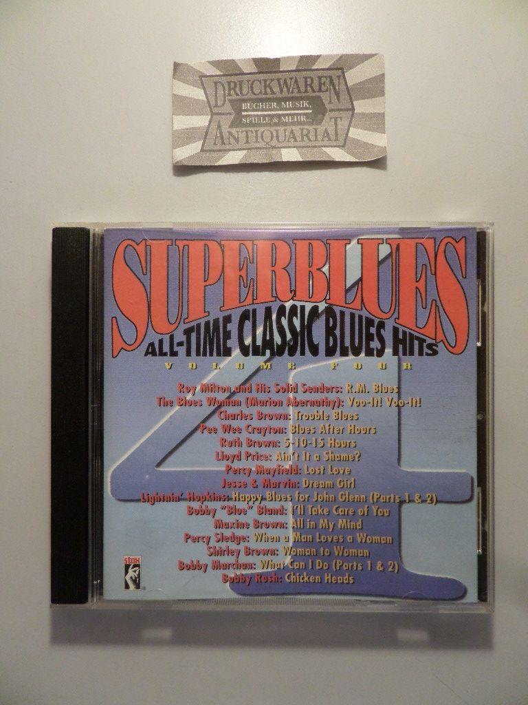 Superblues. All Time Blues Classics Vol.4 [1: Various Artist: