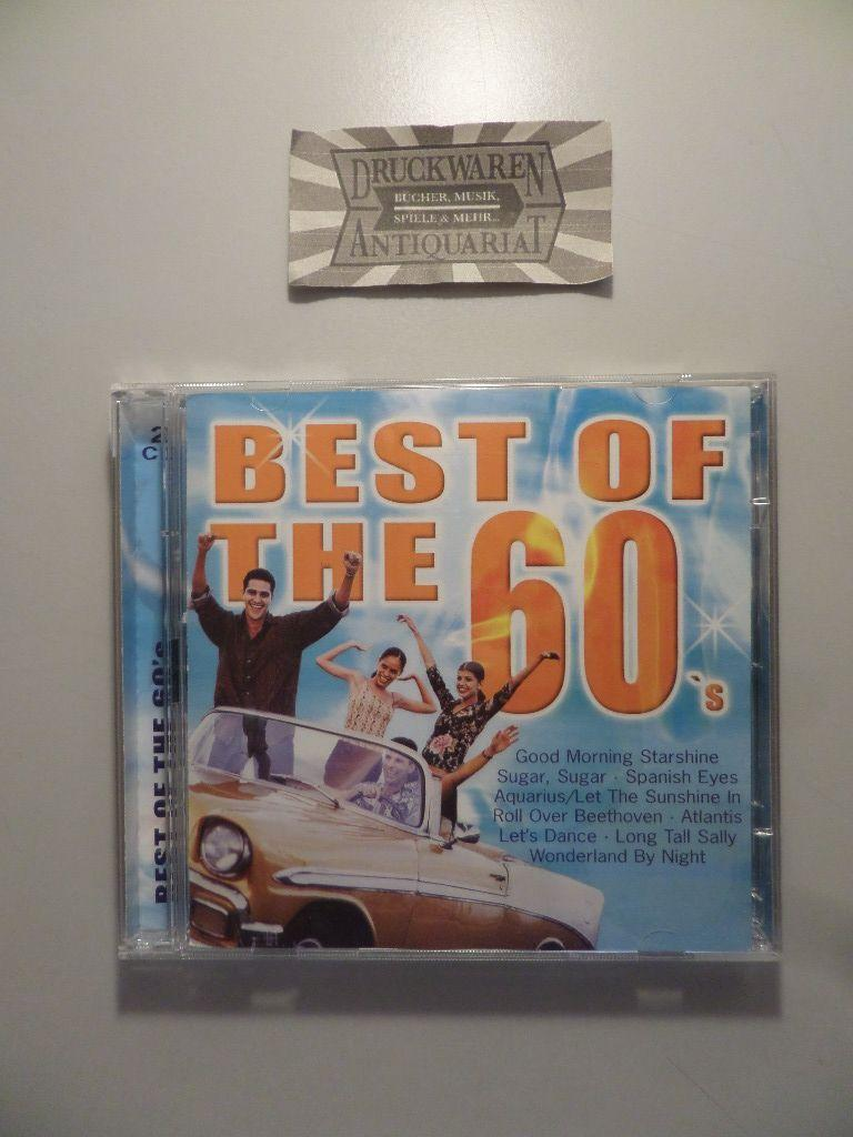 Best of the 60s [2 Audio CDs].: Various Artist: