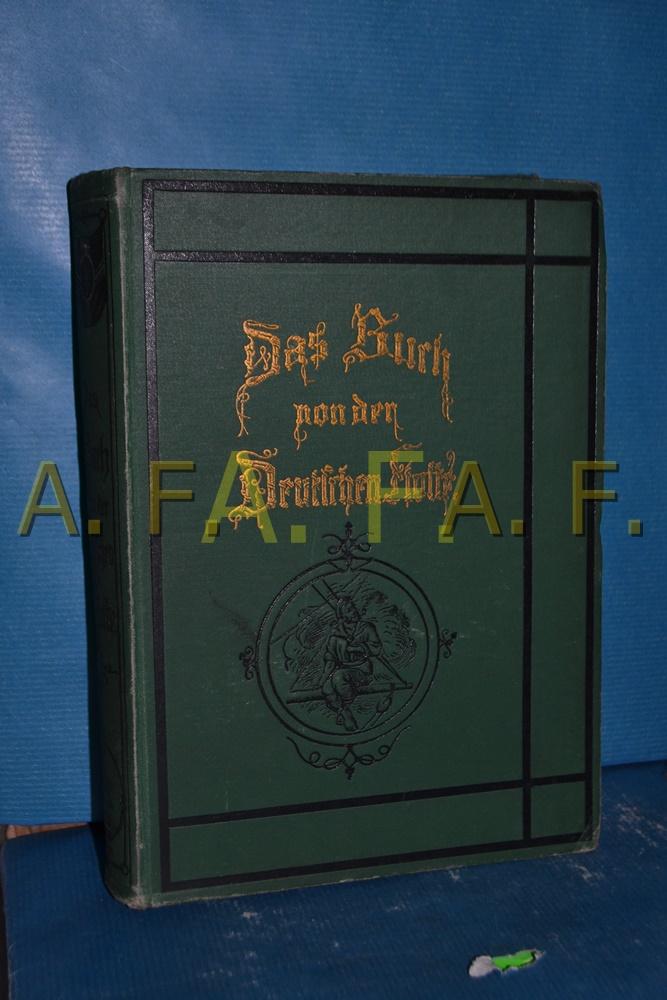 Das Buch von der deutschen Flotte: Werner, Reinhold von:
