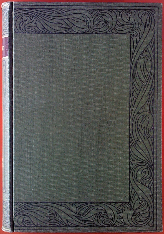Schillers Werke. ZWEITER BAND: Die Räuber -: Hrsg. Ludwig Bellermann