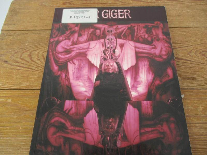 H. R. Giger: Giger, H. R.: