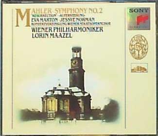 Symphony No. 2: Eva, Marton, Norman