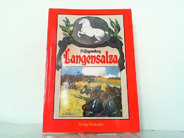 Langensalza und das Ende des Königreichs Hannover: Regensberg, Friedrich: