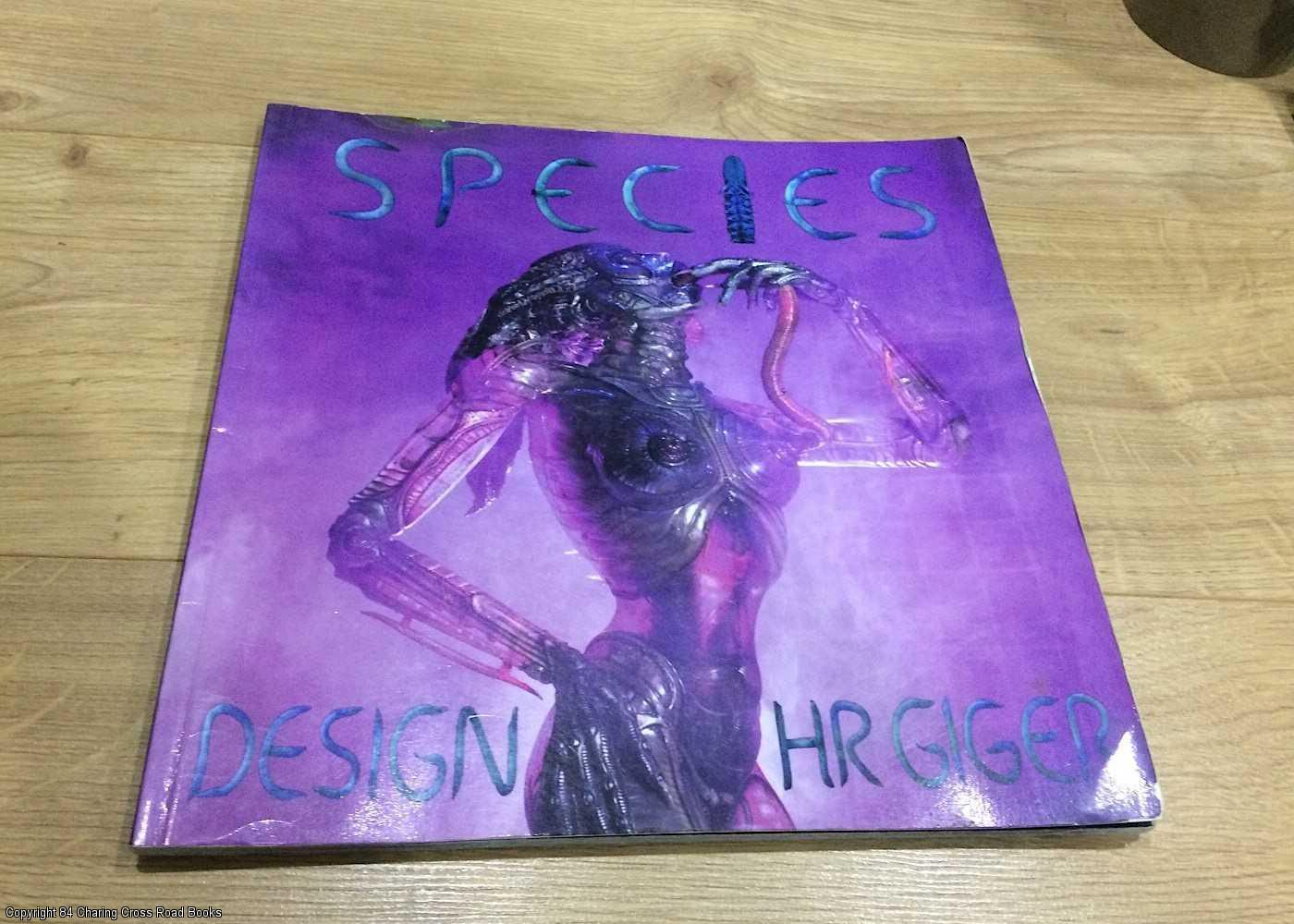 Species Design: Giger, H R