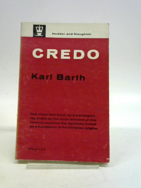 Credo: Barth, Karl