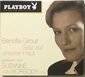 Salz auf unserer Haut. Playboy Hörbuch-Edition, 3 Audio-CDs - Benoîte, Groult