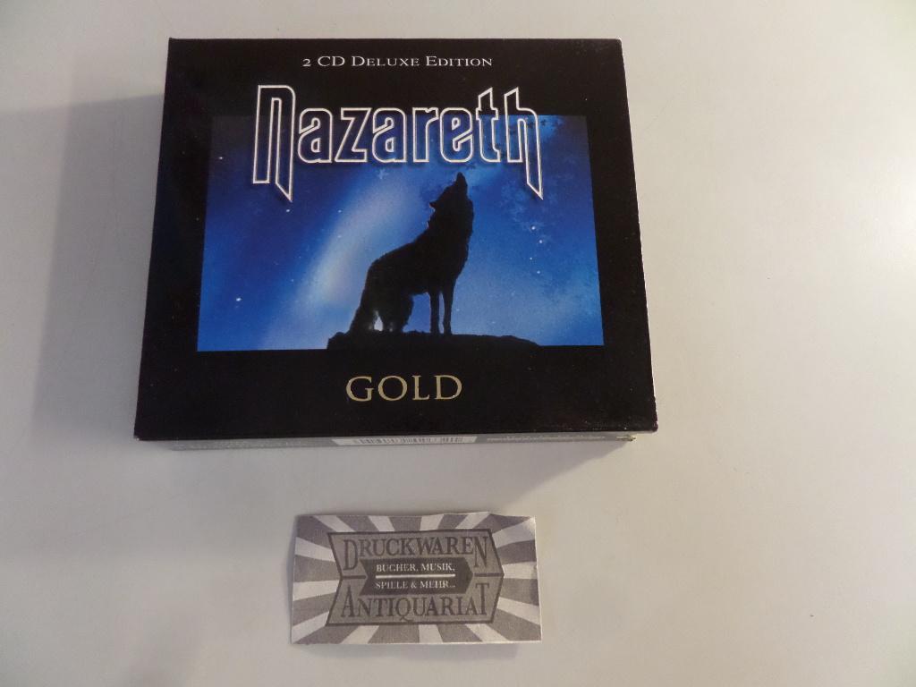 Gold [2 Audio CDs].: Nazareth: