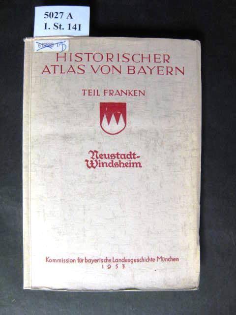 Neustadt-Windsheim.: Hofmann, Hans Hubert.: