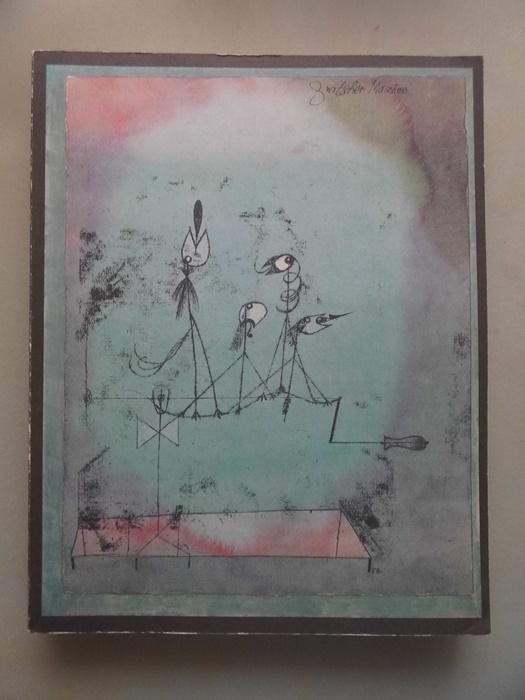 2 Bücher Paul Klee : Leben u.: Klee, Paul (Illustrator)