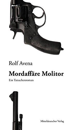 Mordaffäre Molitor: Ein Tatsachenroman - Schmidt-Bergmann, Hansgeorg und Rolf Avena