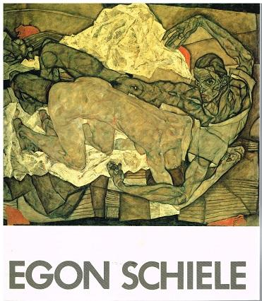 An exhibition of 17 paintings.: Egon Schiele.