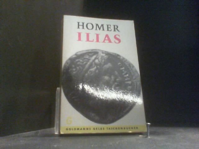Homer Ilias - german: Johann, Heinrich Voss: