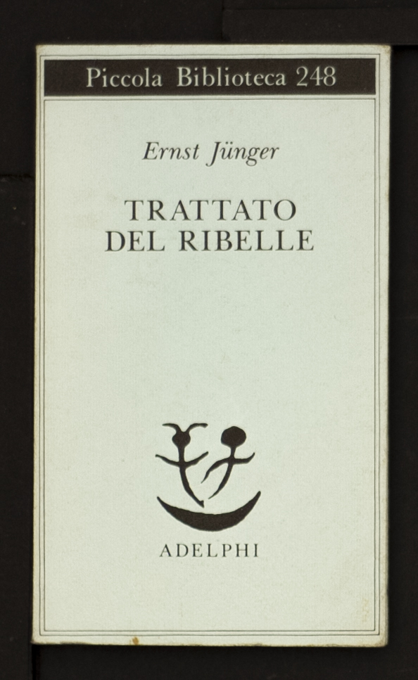 Trattato del ribelle: Junger Ernst