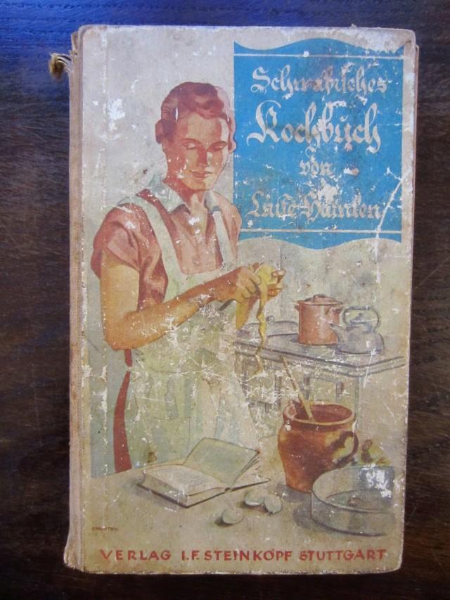 Luise Hainlens Schwäbisches Kochbuch: Hainlen, Luise