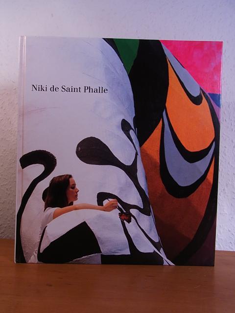 Niki de Saint Phalle. Ausstellung vom 19.: Hulten, Pontus: