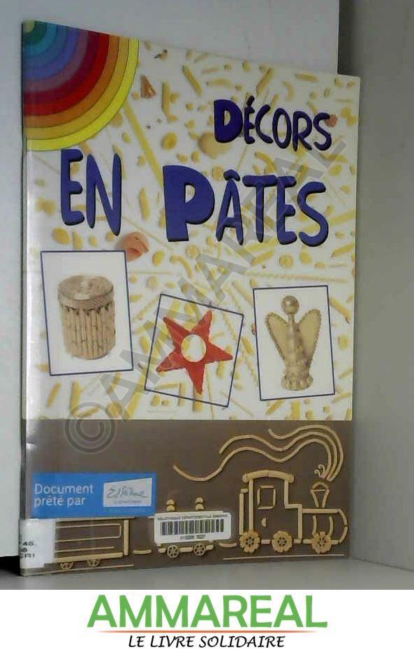 Décors en pâtes - Gina Cristanini et Wilma Strabello