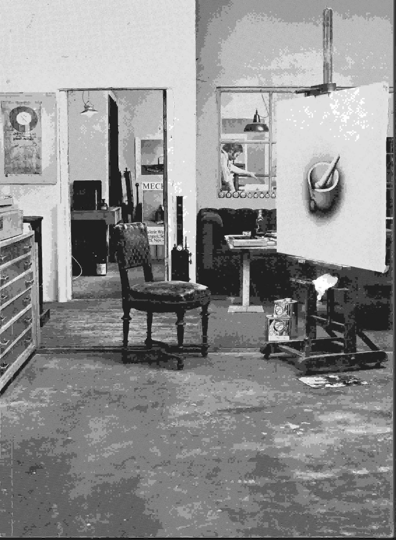 Friedrich Meckseper. Gemälde 1958-1972. Ausgewählte Druckgraphik. Katalog: Hering, Karl-Heinz
