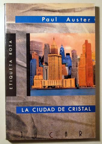 Paul Auster Ciudad Cristal Abebooks