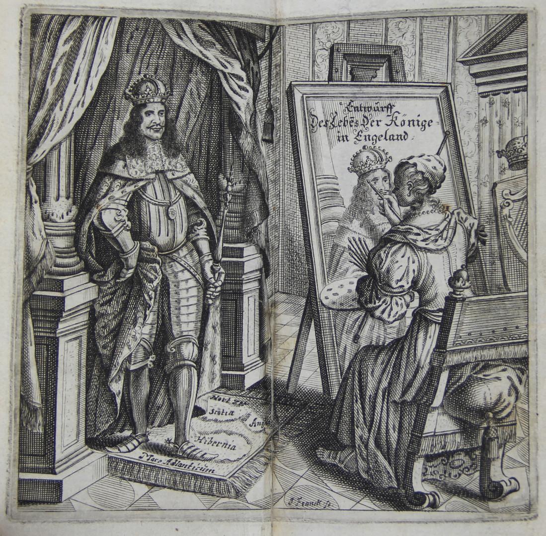 Kurtzer Entwurff deß Lebens der Könige in: Beer, Johann Christoph):