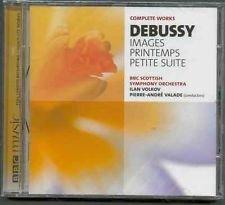 Claude Debussy - Images, Printemps, Petite Suite: BBC Scottish Symphony