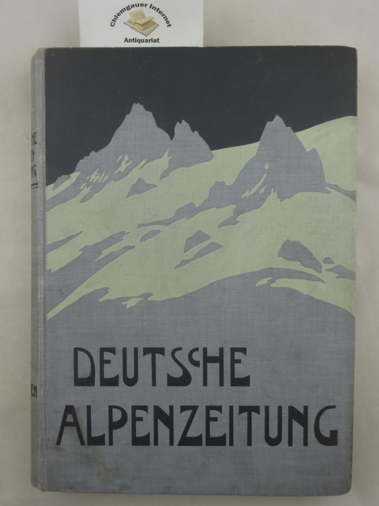 Deutsche Alpenzeitung VII. Jahrgang (1907/1908) II. Halbband: Eduard Lankes:
