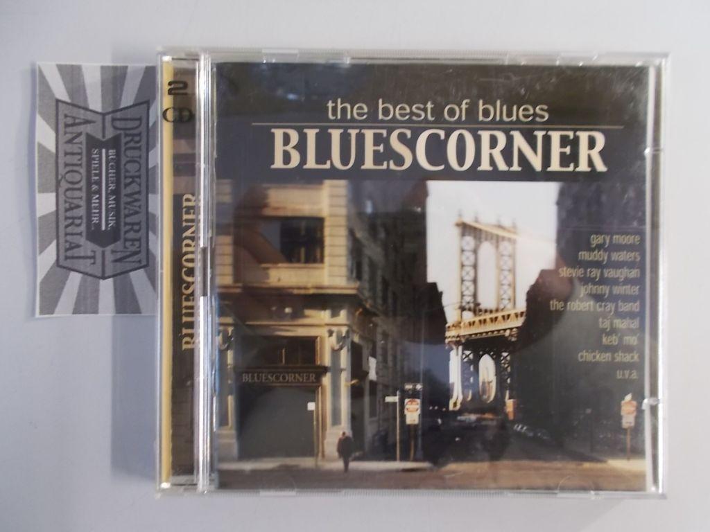 Blues Corner-the Best of Blues [2 Audio: Various Artist: