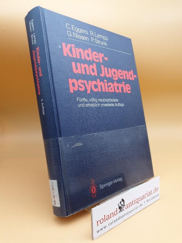 Kinder- und Jugendpsychiatrie: Eggers, Christian und