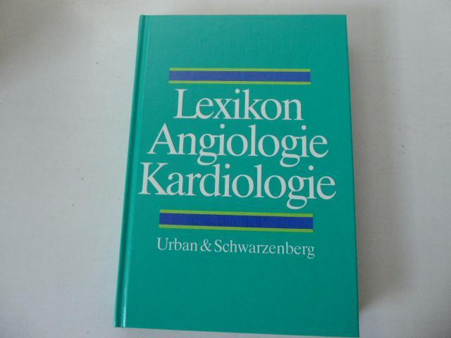Lexikon Angiologie Kardiologie. Hardcover: Ulrike Busch, U.