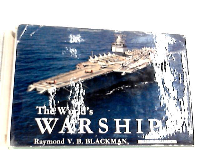 The World's Warships: Raymond V. B.