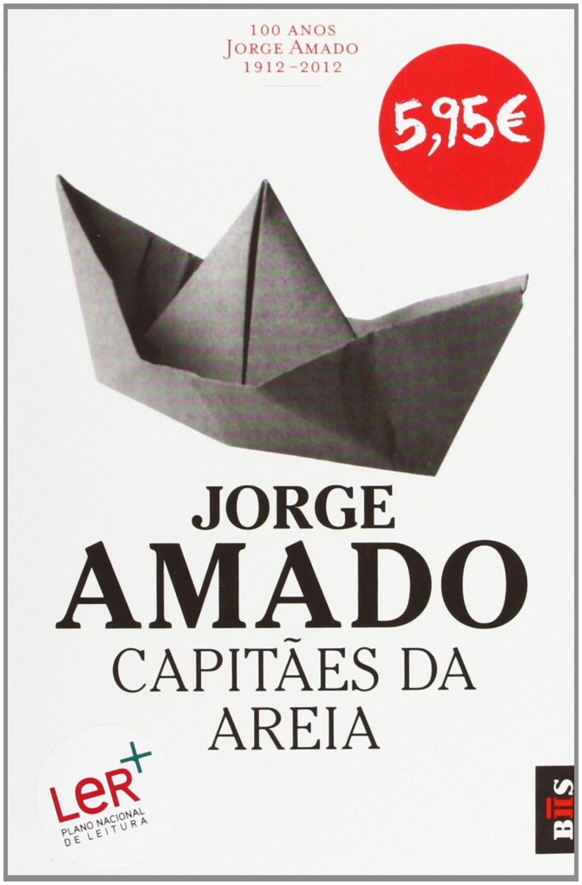 Capitaes da areia - Amado, Jorge