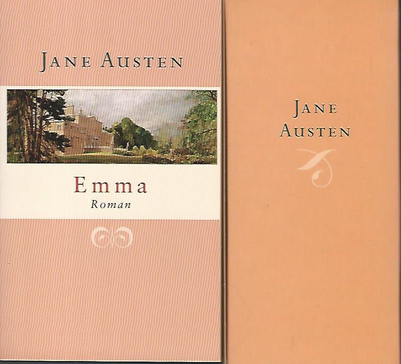 Emma-Verstand und Gefühl-Stolz und Vorurteil. 3 Bände: Austen, Jane.: