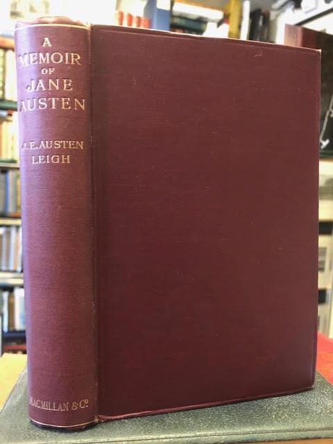 A Memoir of Jane Austen By Her: Austen Leigh, J.