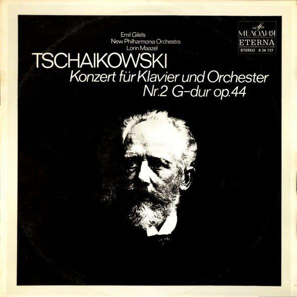 Konzert für Klavier und Orchester Nr. 2: Tschaikowski,Peter