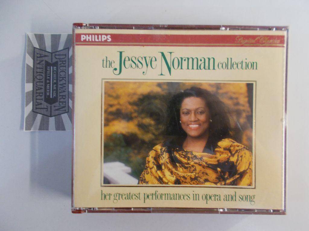 Jessye Norman Collection [2 Audio CDs].: Jessye Norman: