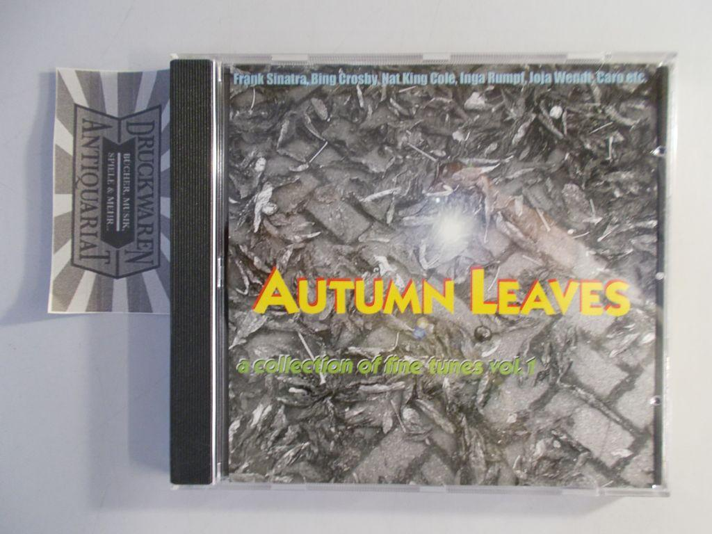 Autumn Leaves - a collection of fine: Various Artist: