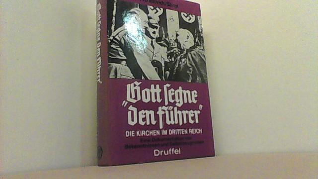 """Stingl, """"Gott segne den Führer!"""" Die Kirchen: Preradovich, Nikolaus von,"""