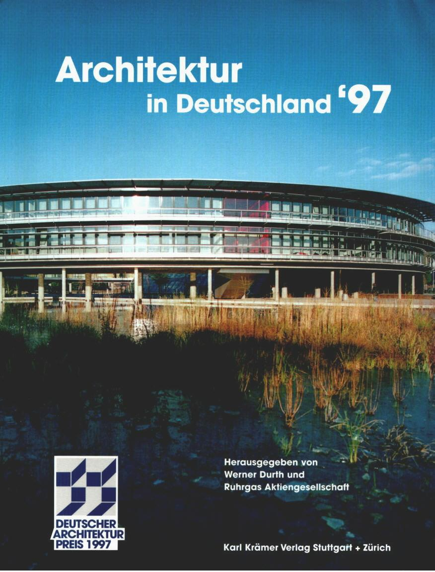 Architektur in Deutschland `97 : Deutscher Architekturpreis: Durth, Werner: